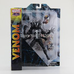 Free Marvel Toys Australia - Free Shipping Dst Marvel Select The Amazing Spider-man 2 Venom Pvc Action Figure Collcetion Model Toy 21cm #spm002 Q190429