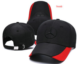 hot Sale Mercedes Benz cap bone gorras Snapback Hat F1 Champion Racing  Sports AMG Automobile Trucker Men Women Adjustable Golf Cap Sun Hat fb37c494ba4f