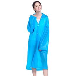 f76cee0f7 PVC Waterproof Disposable Poncho Accessories Polychromatic Rain Coat Hood  Raincoat Portable Poncho Drop shipping #219922