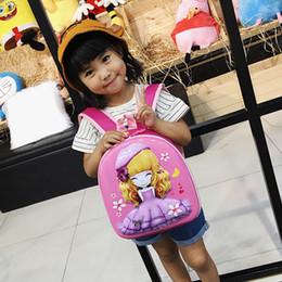 $enCountryForm.capitalKeyWord NZ - Lucky2019 Graceful Special Profound Small Princess Children A Bag 2-7 Year Kindergarten Baby Backpack
