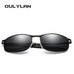 Discount vision designer - Oulylan Polarized Sunglasses Men Brand Designer Sunglass Mens Yellow Lens Night Vision Driving Sun Glasses UV400 Eyewear