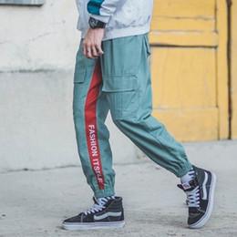 Cool korean Clothing online shopping - Hip Hop Harem Track Trousers Man Cool Cargo Pants Men Casual Hip Hop Fashion Street Style Pants Korean Fashion Clothing For Men
