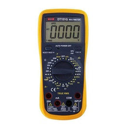 Burning car online shopping - Freeshipping Digital MultimeterDigital Car Multimeter Full Level Anti Burning Real Effective Measurement Rms Auto Ranging Digital Mul