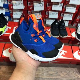 7891cd98c5 Huarache Shoes Kids Australia - New Air Huarache Running shoes trainers Kids  Boys girls 5 era