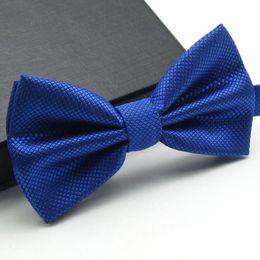$enCountryForm.capitalKeyWord Australia - Fashion Quality Jacquard Bowtie Weaves Classic Men's Bow Ties Multicolor Bowties Suit Wedding Necktie Adjustable Bow Tie