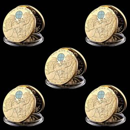 craft metal dies 2021 - 5pcs Military Craft You Can Run But You Will Only Die Tired US Sniper Soldier 24k Gold Plated Challenge Coin