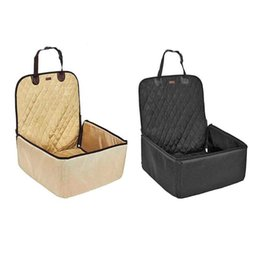 Pad Carriers UK - Pet Dog Carrier Car Seat Pad Safe Carry House Waterproof Cat Puppy Basket