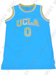 Cheap wholesale Russell Westbrook 0 UCLA Bruins College Sewn Customize any  name number MEN WOMEN YOUTH basketball jersey 29dbbdd4e
