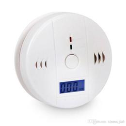 Опт Co отравление угарным газом сигнализации датчик предупреждения детектор тестер для завода бытовые офисное здание