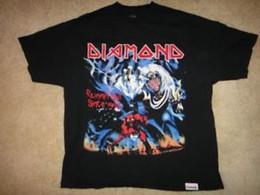 Vente en gros 2006 Diamond Supply Co x Iron Maiden