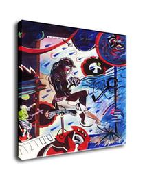 $enCountryForm.capitalKeyWord Australia - Samarel Abstract Nude Art The Girl,Oil Painting Reproduction High Quality Giclee Print on Canvas Modern Home Art Decor W1074