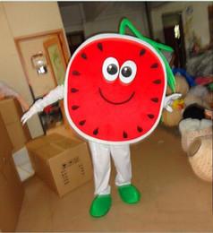 $enCountryForm.capitalKeyWord Australia - 2019 New Discount factory sale Make EVA Material watermelon Mascot Costume Fruit Cartoon Apparel Halloween Birthday party