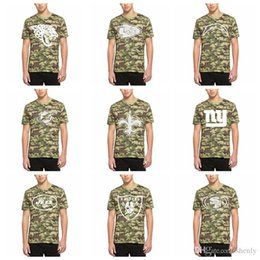 dolphin shirts top 2019 - NEW 2019 Top Quality men t shirts Saints Giants Jaguars Chiefs Chargers Rams Dolphins Camo Alpha T-Shirt cheap dolphin s