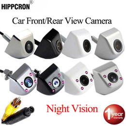 $enCountryForm.capitalKeyWord Australia - Hippcron Car Rear View Camera Reverse & Front & Infrared Camera Night Vision for Parking Monitor Waterproof CCD HD Video