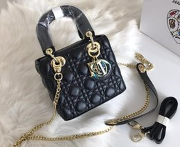 Fashion woman shoulder bag top rhombic handbag lanling SH60 on Sale