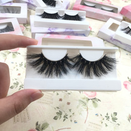 $enCountryForm.capitalKeyWord Australia - 5D Mink Lashes with Lash Packaging 27mm Eyelashes Super Long Eye Lash Handmade False Eyelash G-EASY