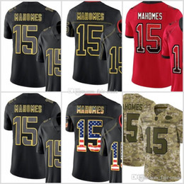 Kansas City 15 Patrick Mahomes Jerseys Chiefs 2018 USA Flag Fashion Impact  Lights out Black Rush Drift Camo Salute to Service Olive Limited d0878c459