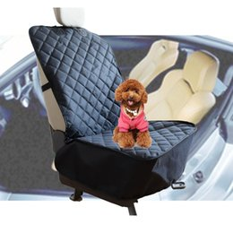 pet travels NZ - Car pet mat Waterproof Oxford Car front seat cover Dog Seat Cover Cat mat Home Mats Blanket Travel car Cover Mats seat protector