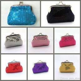 $enCountryForm.capitalKeyWord NZ - Sequin Coin Purses Paillette Bag Hasp Mini Wallet Fashion Cute Bags Handbag Earphone Cases Christmas Gift Box Ljjv6