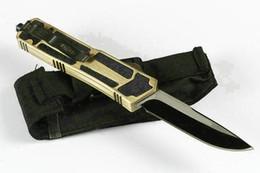 $enCountryForm.capitalKeyWord Australia - China OEM knife tactical automatic knives pocket knife Aviation Aluminum handle camping knife survival with glass knocker