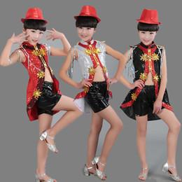 85c38e0aa711 Professional latin dance costumes online shopping - New Design Children  Sequined Dance Costume Performance Clothing Professional