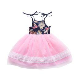 AmericA tutu online shopping - Explosion models Europe and America children s skirt multi layer mesh tutu skirt girls performance dresses summer lace princess dress