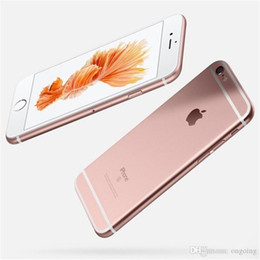 "multi iphone NZ - Apple iPhone 6 6s iphone6 plus Dual Core 4.7""5.5''1GB RAM 16GB 64GB ROM 8MP fingerprint Original Refurbished unlocked phone"