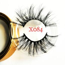 $enCountryForm.capitalKeyWord Canada - 3D mink lashes false eyelashes natural makeup eyelash extension long cross volume soft fake eye lashes winged faux cils A1