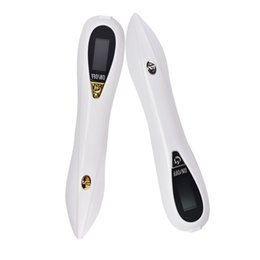 Discount spot tags - 8 Levels Laser Plasma Pen Sweep Skin Tag Removal Machine Remove Freckle Tattoo Mole Warts Dark Spot Facial Tools Skin Ma