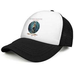 Printed Ball Caps Australia - Imagine Dragons Night Vision Cover black Mens and women sports ball caps designer Popular mesh cap Printed trucker hats