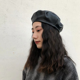 f64e071451db7 Leopard beret hat online shopping - Women autumn and winter vintage leopard  print bud hat fashionable