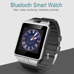 Smart Watches For Windows Australia - Smart Watch Bluetooth GT08 DZ09 Smartwatch Wrist Watches for Galaxy S8 Message Answer Call Passometer Email & Messaging Sedentary Remind