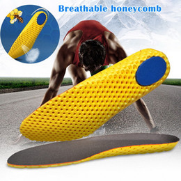 sponges for feet Australia - Unisex Eva Ortpopic Insoles Orthopedic Memory Foam Running Arch Support Shoes Insert For Woman Men Feet Soles Pad