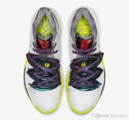 f8e44fffbbf 2019 New Release Original Kyrie 5 Mamba Mentality Man Basketball Shoes  Chaos XDR Sports Sneakers Mamba Day With Box AO2918-102