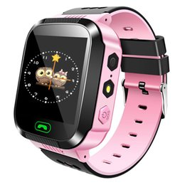 $enCountryForm.capitalKeyWord NZ - GPS Children Smart Watch Anti-Lost Flashlight Baby Smart Wristwatch SOS Call Location Device Tracker Kid Safe vs Q528 Q750 Q100 Q42 DZ09 U8