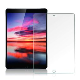 ipad pro 12.9 protector screen Australia - Tempered Glass 0.3MM Screen Protector For iPad 2 3 4 Air Air2 Pro 9.7 10.5 12.9 Mini 123  45