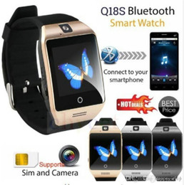 Smart Watches For Android Price Australia - Factory price Smart Watch With Camera Bluetooth Wrist Watch SIM Card Smartwatch For IOS&Android 291