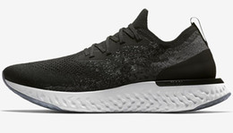 Fly Tech Australia - 2019 New Epic React Knit Fly Breathable Mesh Casual Sneakers Epic React High Elastic Tech Bubble Cushioning Casual Shoes 3A 15