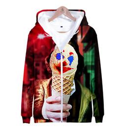 $enCountryForm.capitalKeyWord Australia - BTS 2019 New drop shopping Joker 3D Zipper hooded sweatshirt Men Women spring Hip hop cool Casual Zipper clothes Plus Size 4XL