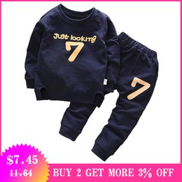 $enCountryForm.capitalKeyWord Australia - Children Clothing 2019 Winter Toddler Girl Clothes Kids Clothes Boy Christmas Outfits Sports Suit Costume For Boys Set 4 5