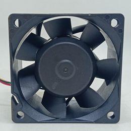 Fans Temperature Controlled Australia - Delta 6cm 6038 12V High Speed PWM Temperature Control PFC0612DE Computer Cabinet Power Server Fan