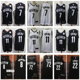 $enCountryForm.capitalKeyWord Australia - Men Kids Brooklyn Basketball Nets Kyrie Irving Jersey 11 Kevin Durant Jersey 7 Spencer Dinwiddie Black White City Youth Edition Man infor