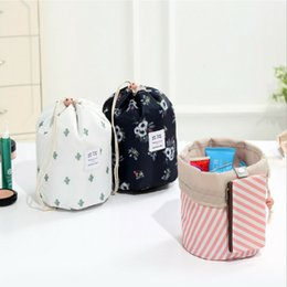 professional cosmetic bags Australia - Women Girls Professional Makeup Bag Cosmetic Case Pouch Washable Organizer Female Drawstring Cosmetic Bags