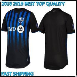 new 2019 2020 Montreal Impact thailand quality soccer Jersey Home blue 19  20 PIATTI DROGBA EDWARDS football shiirts camiseta de fUtbol b4e323a80