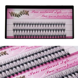 $enCountryForm.capitalKeyWord Australia - 60 Pcs Professional Makeup Clusters Eye Lashes Grafting Natural False False Eyelashes For Eye Cosmetic Drop Shipping