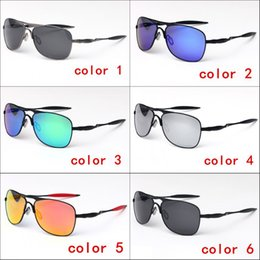 ok sunglasses Australia - Sports riding polarized OK sunglasses men and women metal frame square driving sunglasses new 4060 unisex glasses