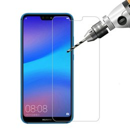 $enCountryForm.capitalKeyWord Australia - Tempered Glass Phone Case for Huawei P20 Pro Mate 20 Lite 10 Pro Full Cover Coque for Honor 10 Etui Protective Shell Accessories