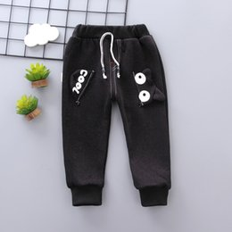 Baby Cotton Winter Tights Pants Australia - good quality winter newborn boy clothes Plus velvet thickening infant baby boys cotton Casual trousers 2019 new toddler boy pants