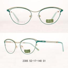 f0fbeee19e Stainless Steel Eye Frames Australia - High quality optical frame supper  light metal hot sales cat