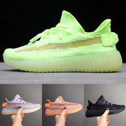 Kids Shoes 350 Running Shoes Baby Boy Girl Clay Static Kanye West Beluga 2.0 Toddler Sneakers High Quality Children Athletic Sports Shoes from joker stickers manufacturers